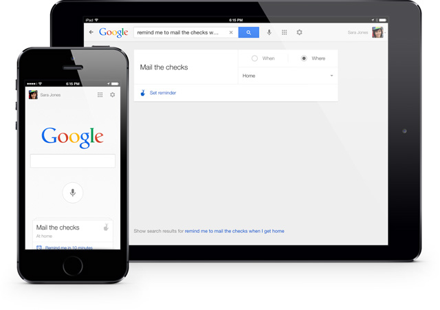 how to set up ok google on iphone