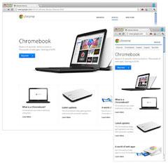 Google Responsive Design
