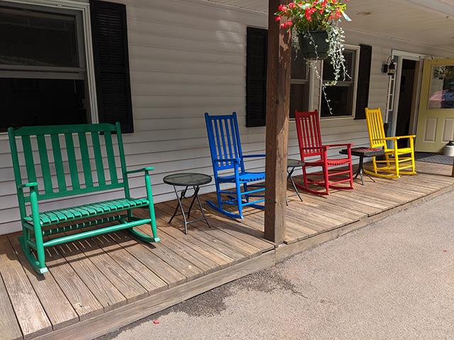 Google Retirement Home Rocker Chairs