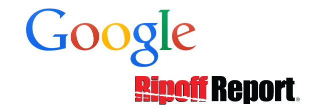 google ripoff report