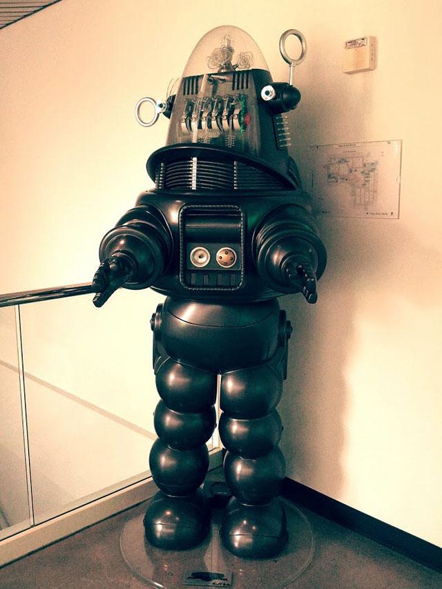 GooglePlex Robot