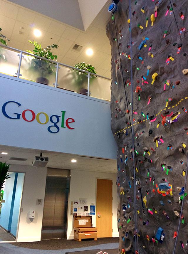 Climbing Wall Design Company : Google rock climbing wall
