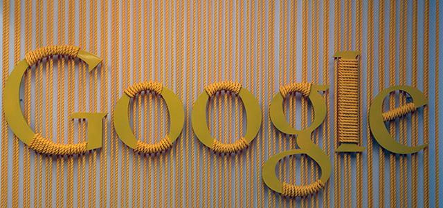 Google Rope Logo
