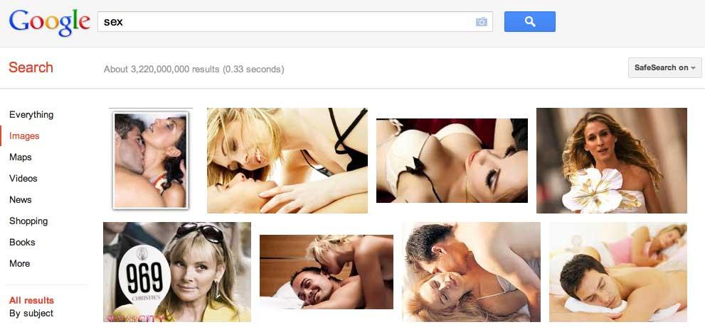 Google sexe