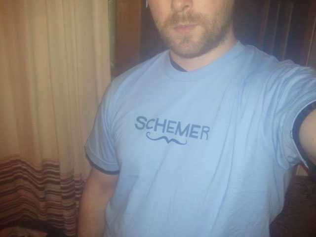Google Schemer T-Shirt