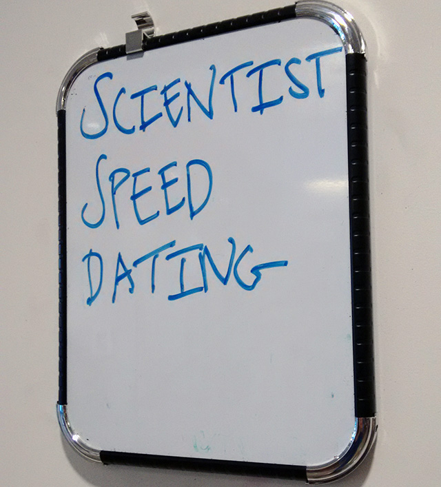 Metal speed dating