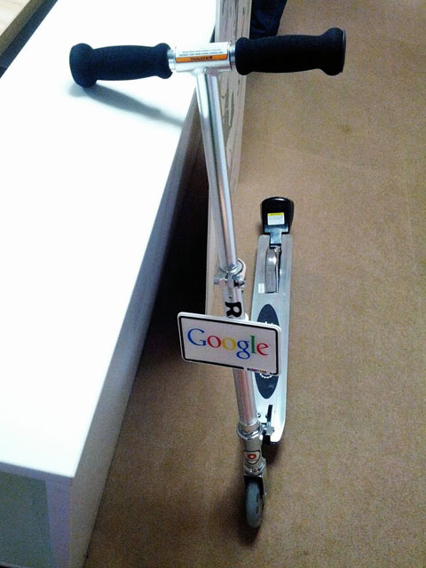 Google Scooter