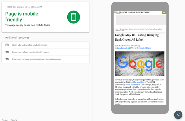 Google May Bring Full Page Screen Renders To Testing Tools