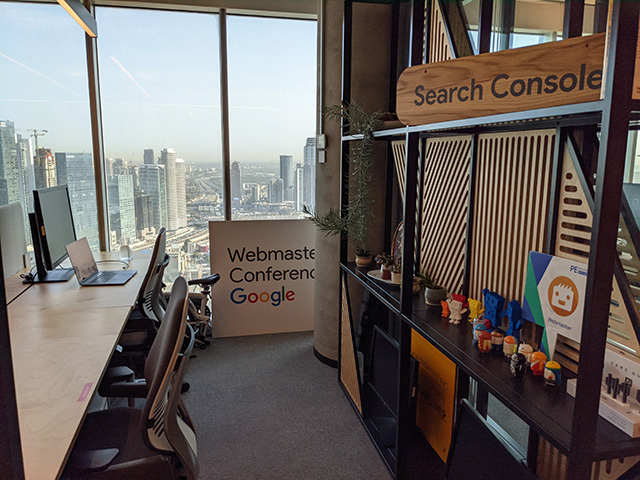 Google Search Console Office In Tel Aviv Partially Opens