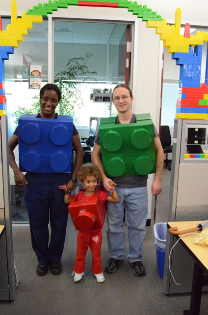 Google Lego Family
