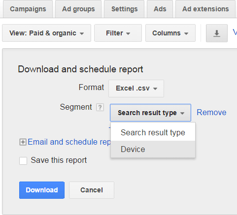 Google Attribution Merging AdWords, Google Analytics & DoubleClick Search