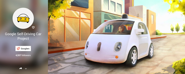Google's Prototype Self Driving Autonomous Cars