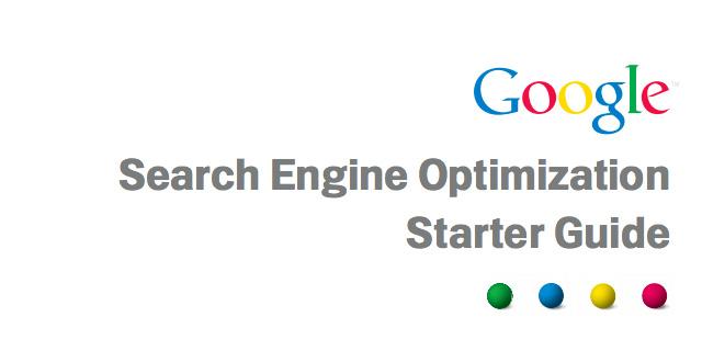 Google s SEO Starter Guide PDF download