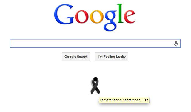 Google On 9/11/2013