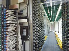 Google Server Room - Very Organized