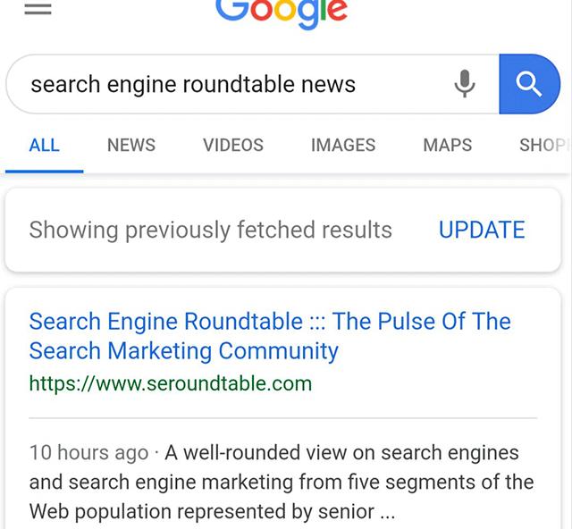 Google добавил новую функцию в результаты поиска