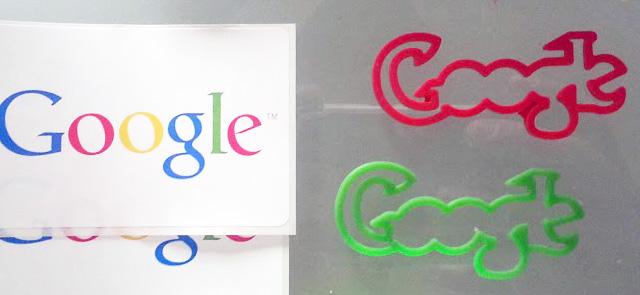 Google Silly Bandz
