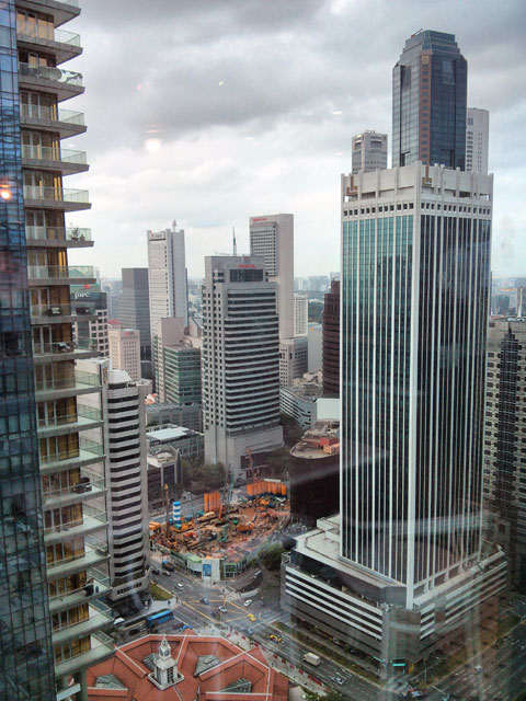 Google Singapore's View