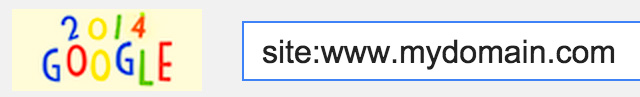 google site command