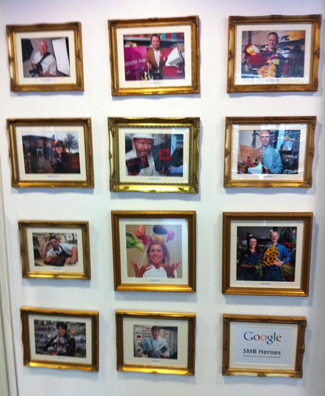Google SMB UK Heros