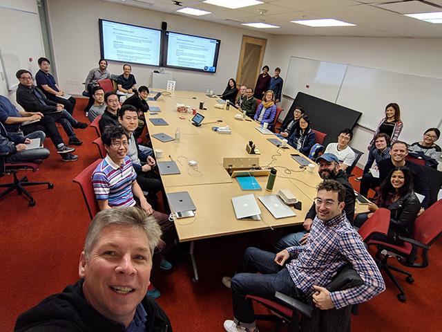 Google Snippet Team Meeting