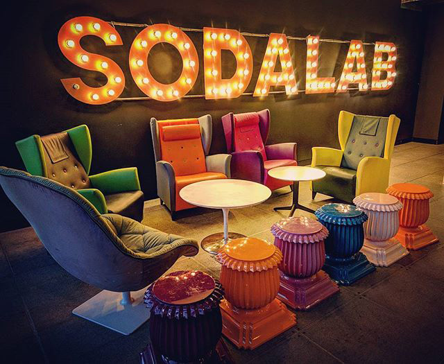 Google Soda Lab