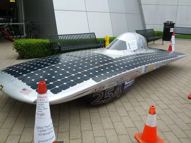 Google Solar Car