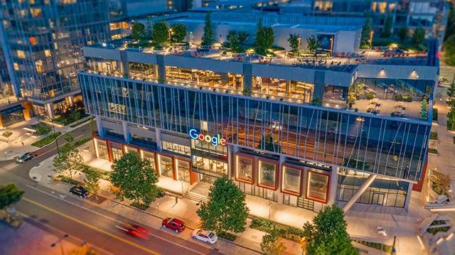 Google South Lake Union Building Photo