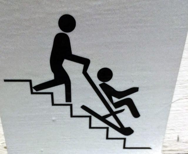 Google Staircase Bobsledding