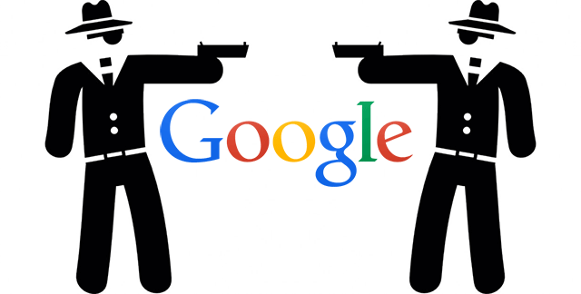 Google Black Hat Gangsters