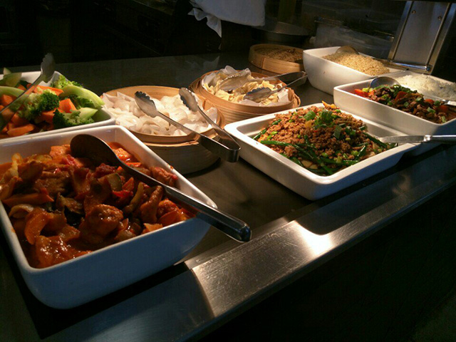 Google Sydney Serves Chinese Food On Chinese New Year