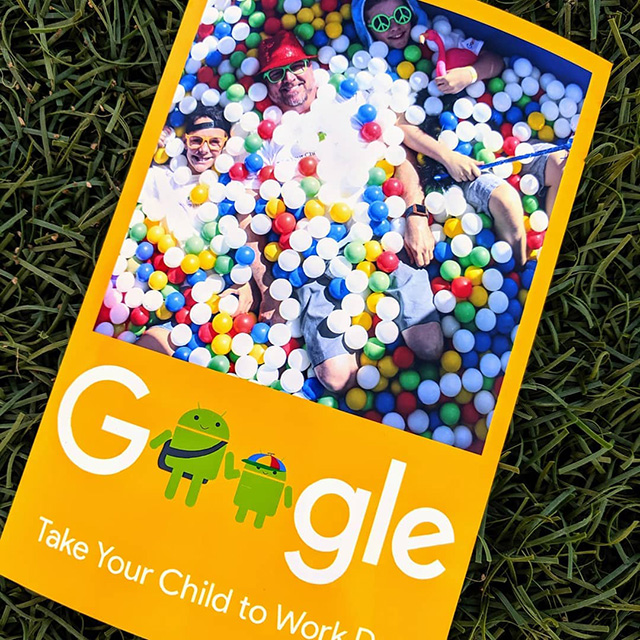 Google Take Your Child To Work Day