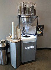 Google Office Gets A TeaBOT