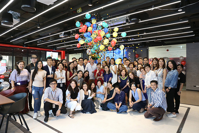Google Thailand Office