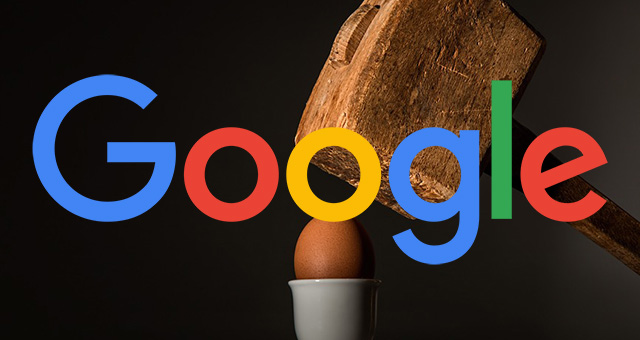 Google: Use Disavow File When Threatened With Negative SEO
