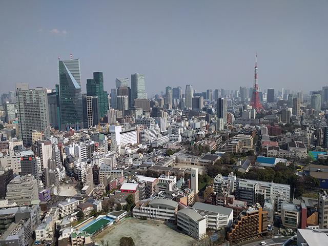 Google Tokyo View