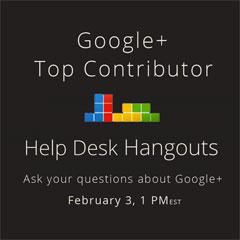 Google+ Hangout TC