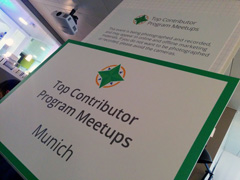 Google Hosting A Top Contributor Program In Munich
