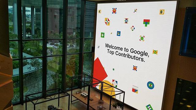 Google Singapore Top Contributor Summit