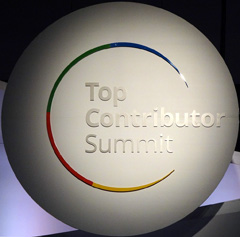 Google Top Contributors Sign