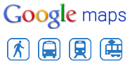 Google Transit Directions