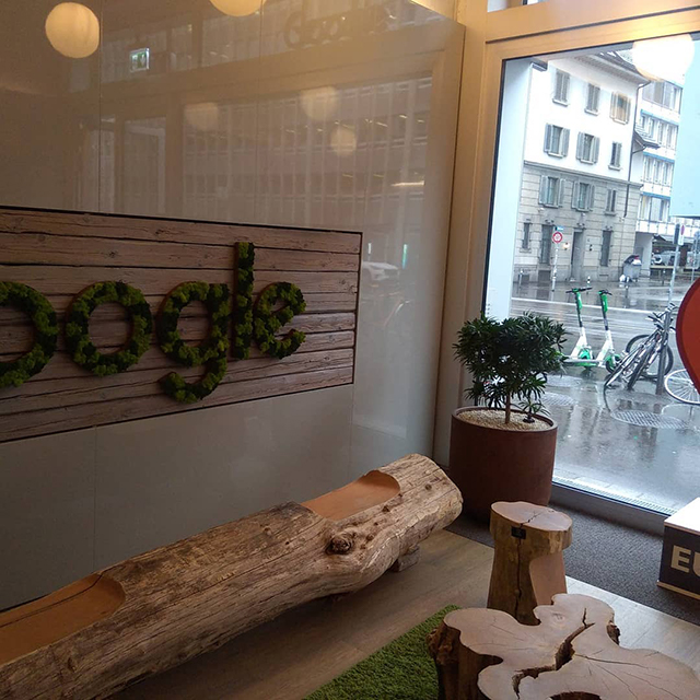 Google Tree Bench