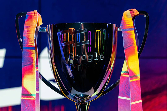 Google Trophy Cup
