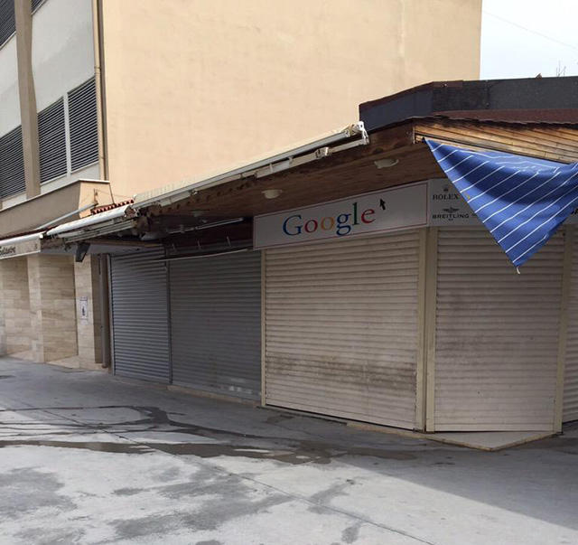 Google Turkey Retail Store For Luxury Watches