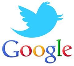 Google Twitter Logo