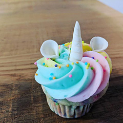 Unicorn Cupcakes At Google