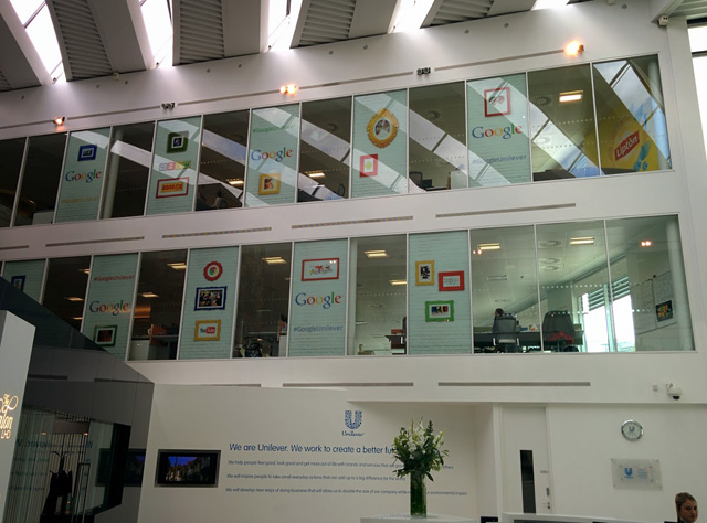 Google At Unilever