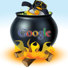 Google Brewing Penguin Update