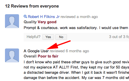 Google Maps A Google User Review