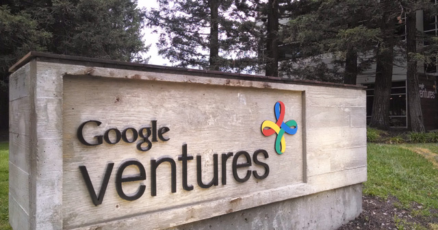 Google Ventures New Sign